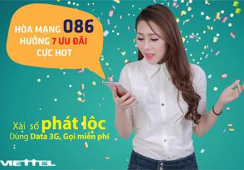Gói cước 3G - Dmax Viettel cho sinh viên